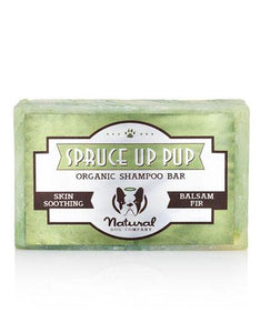 Natural Dog Spruce Up Pup Organic Shampoo Bar 6oz