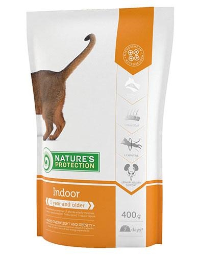 Natures Protection Indoor Unique Super Premium Cat Food | Waggymeal Online Pet Store Malaysia