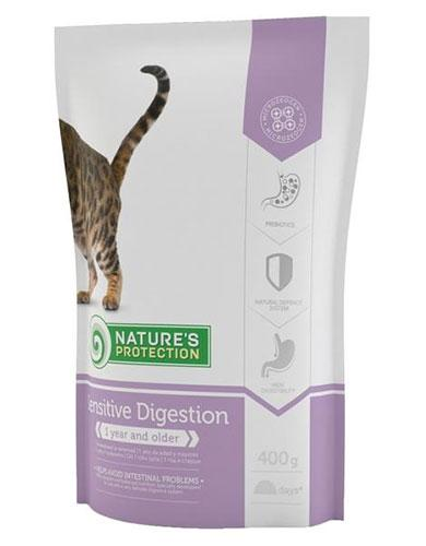 Natures Protection Sensitive Digestion Unique Super Premium Cat Food | Waggymeal Online Pet Store Malaysia