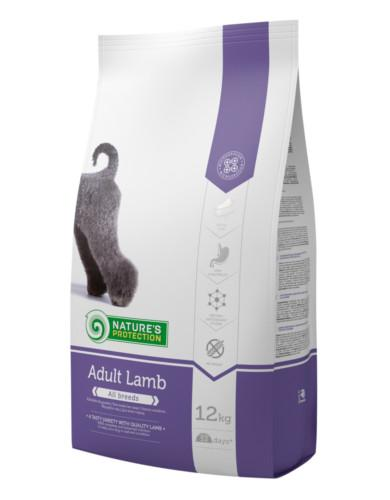 Natures Protection Adult with Lamb 12kg | Waggymeal Online Pet Store