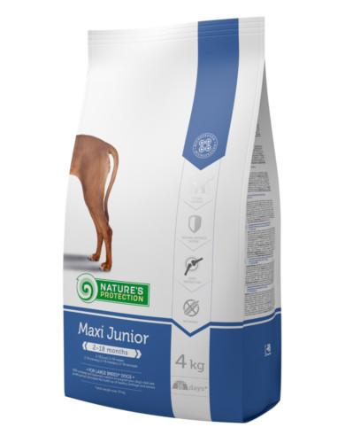 Natures Protection Maxi Junior 4kg | Waggymeal Online Pet Store Malaysia