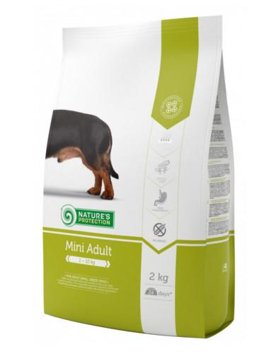 Natures Protection Mini Adult 2kg | Waggymeal Online Pet Store Malaysia