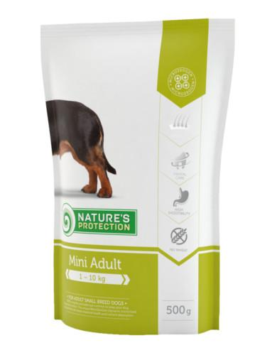 Natures Protection Mini Adult 500g | Waggymeal Online Pet Store Malaysia