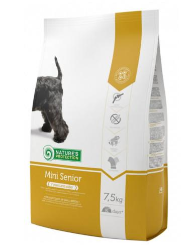 Natures Protection Mini Senior 7.5kg | Waggymeal Online Pet Store Malaysia