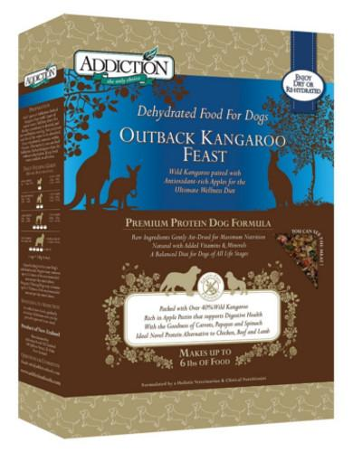 Outback Kangaroo Feast - Grain Free | Waggymeal Online Pet Store Malaysia
