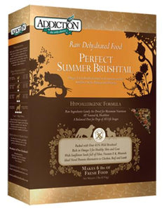Addiction Perfect Summer Brushtail - Grain Free Raw Dehydrated Dog Food (2 Sizes)