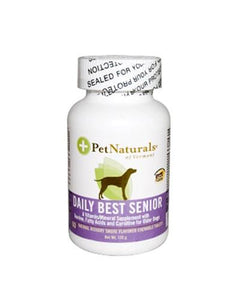 Pet Naturals Daily Best Senior for Dogs (60 Tablets)
