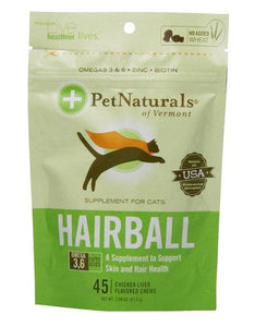 Pet Naturals Hairball for Cat