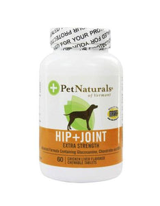 Pet Naturals Hip & Joint Ex Strength for Dogs
