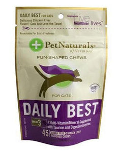 Pet Naturals Daily Best for Cats Supplement