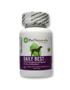 Pet Naturals Daily Best for Dogs (2 Sizes)