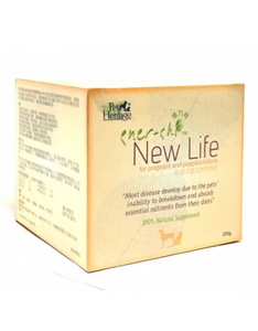 Pet Heritage Ener-Chi New Life 200g For Pets