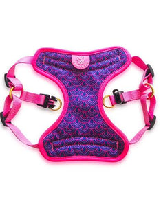 Gentle Pup Piper Pink Easy Harness For Dog (3 Sizes)