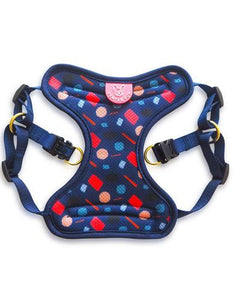Gentle Pup Playful Polly Easy Harness For Dog (3 Sizes)