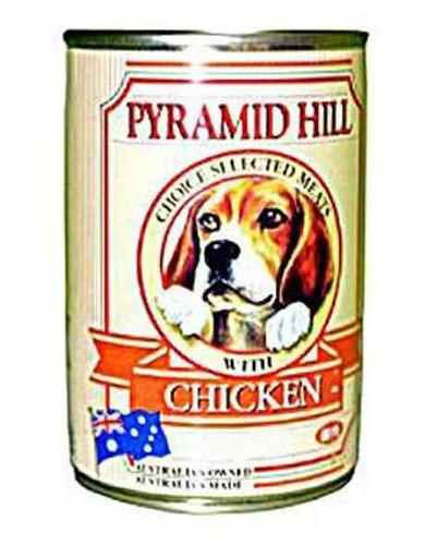 Pyramid Hill chicken Dog Canned Food | Waggymeal Online Pet Store Malaysia