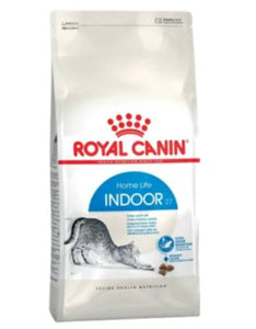 Royal Canin Feline Health Nutrition Indoor 27 Dry Cat Food (3 Sizes)