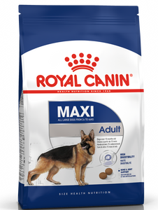 Royal Canin Maxi Adult Dry Dog Food (2 Sizes)