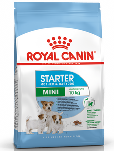 Royal Canin Mini Starter Mother and Baby Dog Dry Food 3kg