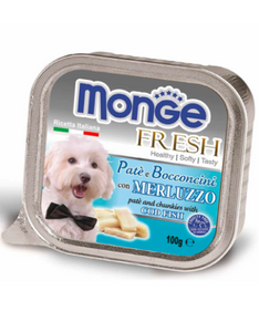 Monge Fresh Cod fish Dog Wet Food