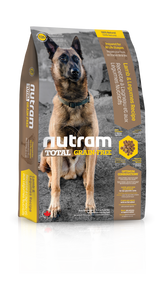 T26 Nutram Total Grain-Free® Lamb & Legumes Natural Dog Food