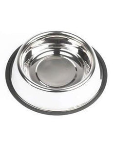 Tulip Stainless Steel Pet Bowl Belly (6 Sizes)