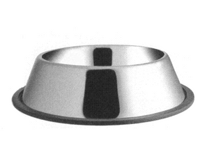 Tulip Stainless Steel Pet Bowl Long Ear (2 Sizes)