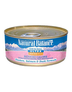 Natural Balance Ultra Formula Cat Wet Food 170g (6oz.)