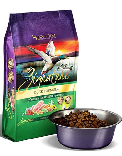 Zignature Duck Formula Dog Food | Waggymeal Online Pet Store Malaysia