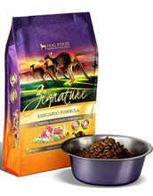 Load image into Gallery viewer, Zignature Kangaroo Formula Dog Food | Waggymeal Online Pet Store Malaysia