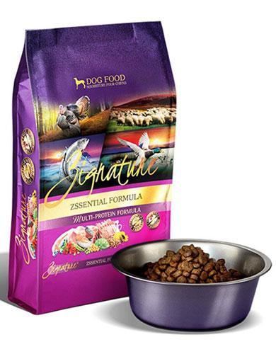 Zignature Zssentials Formula Dog Food | Waggymeal Online Pet Store Malaysia