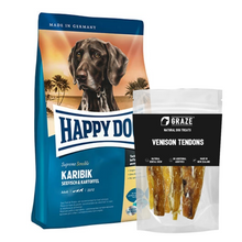 Load image into Gallery viewer, Happy Dog Supreme Karibik Dog Dry Food (3 Sizes)
