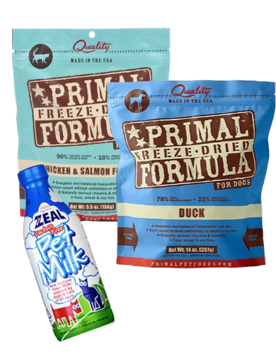 Primal Freeze Dried (Buy 2 Bags, Free 1x Milk)