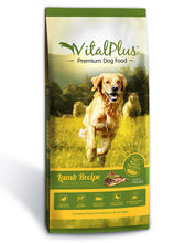 Load image into Gallery viewer, Vitalplus Lamb Recipe Premium Dry Dog Food (2 Sizes) | Waggymeal Online Pet Store Malaysia