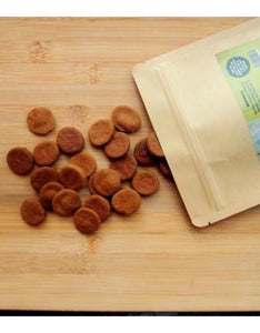 Barkery Oven Wheat Free Banana & Molasses Biscuit Pet Treats (2 Sizes)