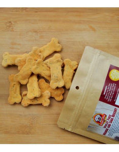 Barkery Oven Wheat Free Mango & Chia Biscuit Pet Treats (2 Sizes)