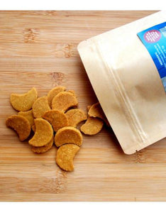Barkery Oven Wheat Free Tropical Nutty Pumpkin Biscuit Pet Treats (2 Sizes)