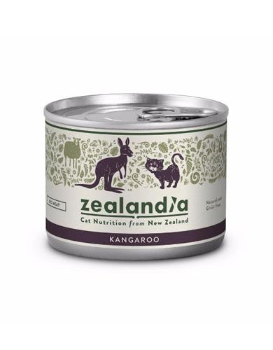 Zealandia Grain Free Kangaroo & Turkey Canned Cat Food ( 170g ) | Waggymeal Online Pet Store Malaysia