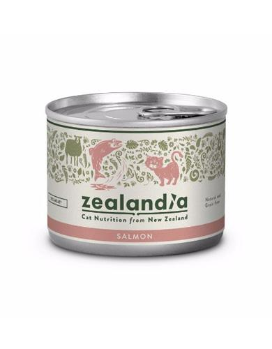 Zealandia Grain Free Salmon Canned Cat Food ( 170g ) | Waggymeal Online Pet Store Malaysia