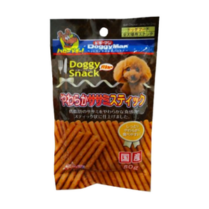 DoggyMan Dog Treat Snack Soft Sasami Stick 80G