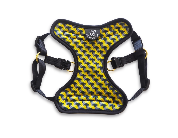 Gentle Pup Zippy Zag Easy Harness For Dog (3 Sizes)