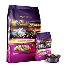 Load image into Gallery viewer, Zignature Zssentials Formula Dog Food (3 Sizes)