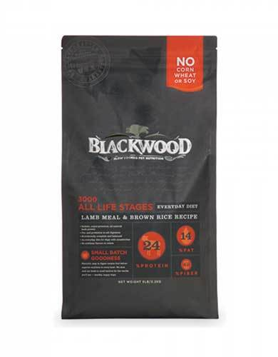 Blackwood 3000 Sensitive Formula Lamb & Rice | Waggymeal Online Pet Store MY
