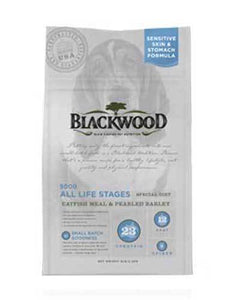 Blackwood Special Diet Catfish Meal & Pearled Barley Dry Dog Food (4 Size)