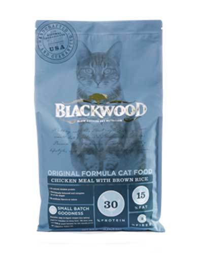 Blackwood Original Formula Cat Adult (4 Szie) | Waggymeal Online Pet Store MY