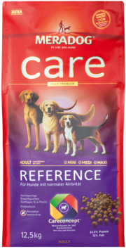 Meradog Care Dog Food - Reference - Wheat-Free Formula