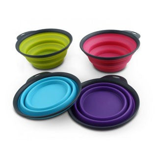 Funtime! Toys Collapsible Travel Bowl For Dog & Cat