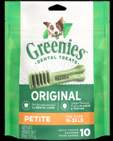 Greenies Treatpak Petite