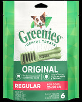 Greenies Treatpak Regular