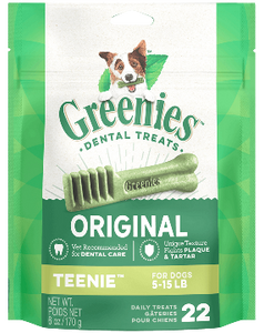 Greenies Treatpak Teenie