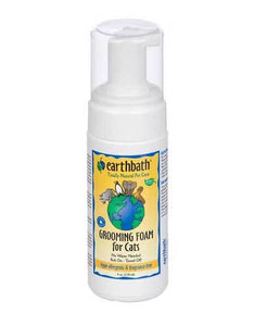 EarthBath Hypo-Allergenic Grooming Foam for Cats 118ml